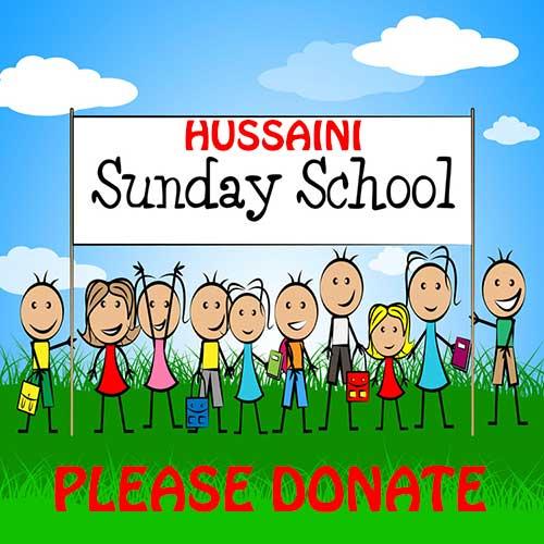 Hussaini Sunday School Calgary